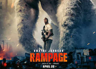 New Line Cinema's action adventure Rampage will be made available on the TheaterEars app.