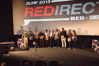 The winners of ReDirect Surf 2015.