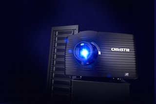 Christie Freedom Laser Projector