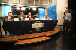 A SMPTE New England chapter panel discussion.