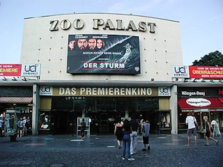 Zoo Palast, Berlin, chose AAM Screenswriter digital cinema software to run the theatre.