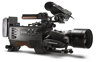 The AJA Video Systems Cion camera.