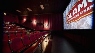 Alamo Drafthouse Downtown Brooklyn is offering the chance at free movies for a year.