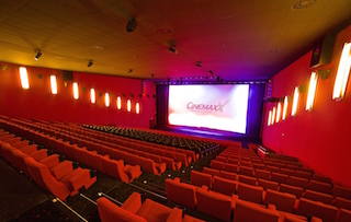 CinemaxX Mannheim, Baden-Württemberg, has upgrade its Alcons Audio system for Dolby Atmos.