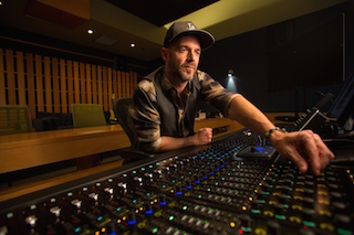 Levels Audio founder Brian Riordan is an award-winning sound engineer.