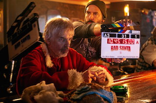 Award-winning cinematographer Theo Van De Sande ASC created an ACES workflow for Bad Santa 2.