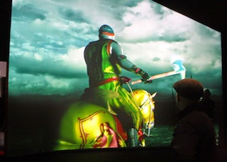The Battle of Bannockburn relived in 3D.