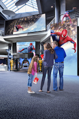 The One Network Alliance – a strategic partnership between Barco and in-theatre marketing pioneer Vision Media – will commercially debut its turnkey digital Lobby Experience at Cinemark's Plano, Texas and Playa Vista, Los Angeles theatres this month.