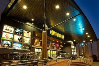 Omniplex in Cork, Ireland, features country's first Barco Auro 11.1 sound system.