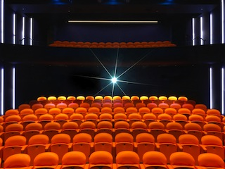 Ham Yard Hotel's 188-seat theatre now has a Barco 4K projector.