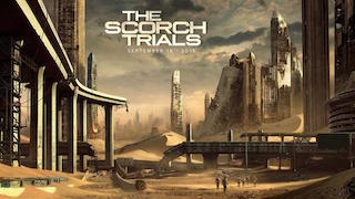 The Maze Runner sequel The Scorch Trails hits theatres in September.
