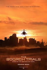 Maze Runner 2: the Scorch Trials opens in Barco Escape