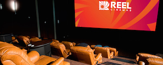 Reel Cinemas in Dubai will soon lay claim to being the world's largest cinema.