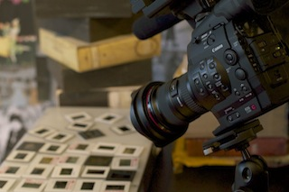 The Canon EOS C300 has proven to be a valuable tool in the making of Be Natural.