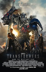 Transformers: Age of Extinction is on track to break Chinese box office records.