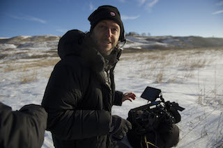 "DP Emmanuel ""Chivo"" Lubezki is nominated for his third consecutively Oscar for The Revenant."