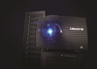 Christie 6P Laser Projection
