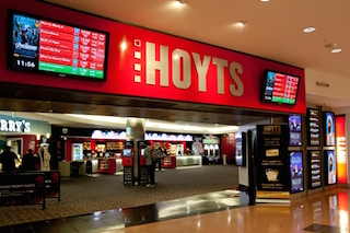 Hoyts Chadstone Australia has installed Christie laser projection.