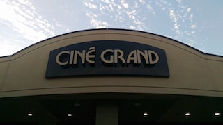 Ciné Grand opens all-Bollywood cinema.