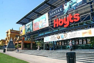 Hoyts Chile is converting to digital cinema with Christie technology.