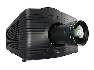 Christie's new 6-primary 4K laser projector.