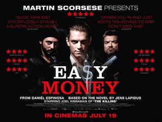Cinedigm will distribute the Easy Money trilogy in 2014.
