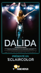 Paris' Pathé Wepler cinema installed EclairColor projection technology in time for Dalida.