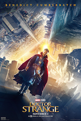 Cineplex has installed Canada's first 4DX seats and will premiere the technology Friday with Doctor Strange.