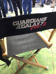 Guardians of the Galaxy 2 is shooting with Red 8K Weapon and Codex workflow.