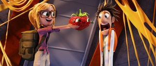 Sony Pictures Digital Productions did post on Cloudy with a Chance of Meatballs 2.