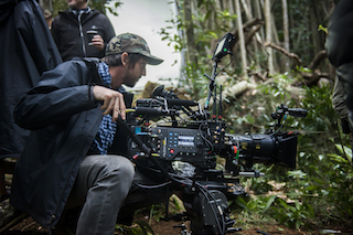 Cinematographer Stefan Duscio recently finished shooting Greg McLean's Jungle: A Harrowing True Story of Survival.