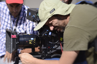 Cinematographer Julián Apezteguia
