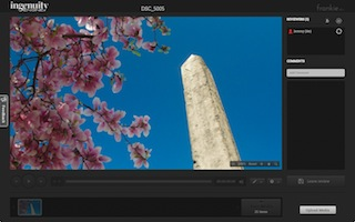 A new version of Cospective's video review tool Frankie now available.