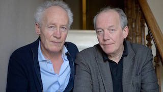 The Belgian brothers Jean-Pierre and Luc Dardenne, who twice received The Palme d'Or, are being awarded the Honorary Dragon Award at the 40th Göteborg Film Festival.