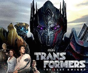 Paramount Pictures' Transformers: The Last Knight will be one of the first Dolby Vision 4K UHD Blu-ray titles delivered by Deluxe.