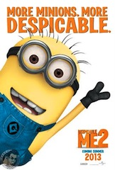 Despicable Me 2 first movie satellite-delivered to Mexico