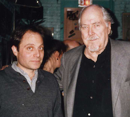 Robert Altman at Deutchman's fortieth birthday party.