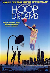 The Oscar-winning Hoop Dreams is one of many films Deutchman helped bring to the screen.