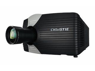 Christie Solaria 4K digital cinema projector