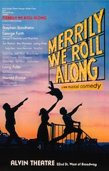 Digital Theatre will make Merrily We Roll Along available to purchase online.