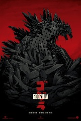 Godzilla will be mixed and released in Dolby Atmos cinema sound.