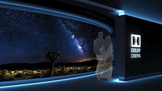 Dolby launches Dolby Cinema, a branded experience.