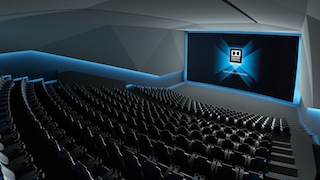 The first Dolby Cinema theatre will open in the Netherlands December 15.