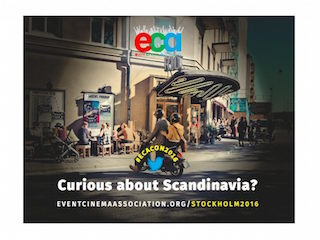 The ECA's Curious about Scandinavia? conference convenes October 14 in Stockholm.