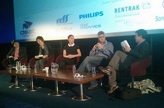 A panel discussion at last year's ECA conference.