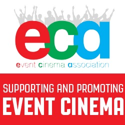 The Event Cinema Association's annual ECA Conference & Awards will be held in London on Friday February 3.