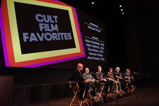 A panel discussion at last year's EditFest.