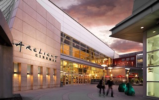 ArcLight Cinemas in Hollywood.