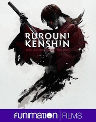 The Rurouni Kenshin trilogy is based on the worldwide, bestselling manga series of the same name.