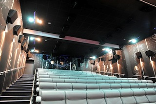 Germany's Haus Zoar has upgraded its digital cinema sound system.
